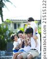 父母和孩子住在夏威夷 21515122