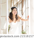 新娘 窗 窗戶 21516157