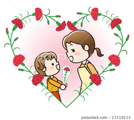 母亲节儿童 - 女孩 21519513