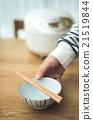 筷子 饭碗 茶碗 21519844