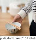 筷子 茶碗 饭碗 21519846