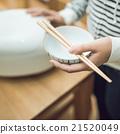 筷子 饭碗 茶碗 21520049