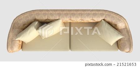 rendering sofa top view isolated on white stock homework school sleep homework school images