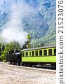 steam train, Villars-sur-Var, Provence, France 21523076