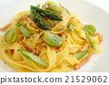 意大利面 意大利菜 寬麵條 21529062