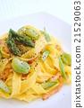 意大利面 意大利菜 寬麵條 21529063