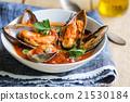 Mussel Marinara 21530184