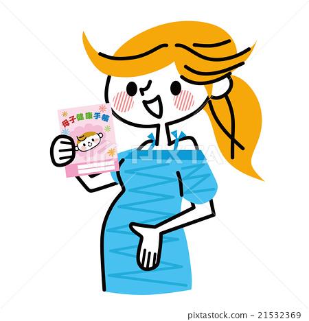 怀孕 孕妇 妊娠 21532369