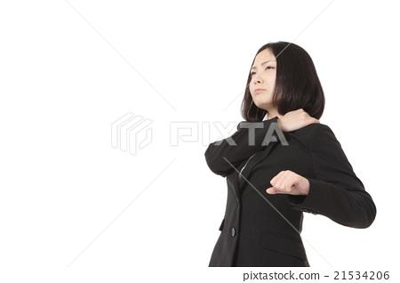 어깨 결림 · 요통의 OL 21534206