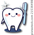Tooth character 21536498