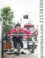 女性 健身 鍛煉 21538300