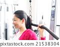 女性 健身 鍛煉 21538304