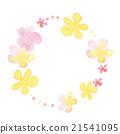 春天 春 花朵 21541095