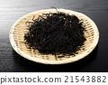 深色可食用海苔 羊栖菜 海菜 21543882