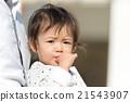 thumb, sucking, child 21543907