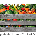 Fruit And Vegetable Harvest 21545072