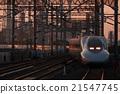 子彈火車 山陽新幹線 電氣列車 21547745