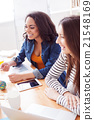 businesswoman female discussion 21548169