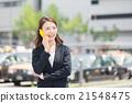 女性 行動電話 iphone 21548475