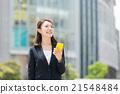 女性 行動電話 iphone 21548484