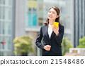 女性 行動電話 iphone 21548486