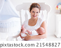 mother, baby, infant 21548827