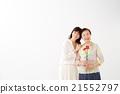 母親節 展示 康乃馨 21552797