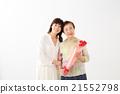 母親節 詩句 康乃馨 21552798