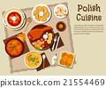 polish, cuisine, vector 21554469