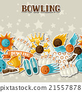 bowling skittle vector 21557878