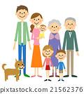 三代家庭 21562376
