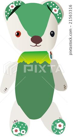 Teddy bear 21563316