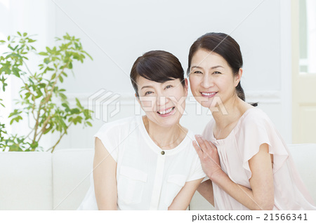 50歲的女性 21566341