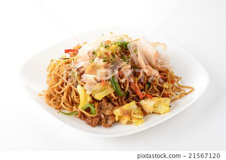 Fried noodles 21567120