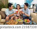 Toasting 21567330