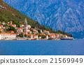 Village Perast in Boka Kotor bay - Montenegro 21569949