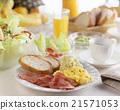 早餐 西餐 圖像 21571053