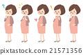 懷孕 孕婦 妊娠 21571356