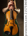 violin, woman, instrument 21575969