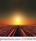 미래의 고속도로 21590676