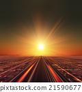 미래의 고속도로 21590677