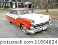 antique automobile, New Hampshire, USA 21604824