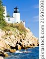 Bass Harbor Lighthouse, Maine, USA 21605093
