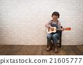 吉他 女孩們 小姑娘 21605777