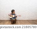 吉他 女孩們 小姑娘 21605780