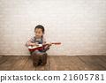 吉他 女孩們 小姑娘 21605781
