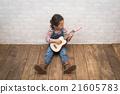 吉他 女孩們 小姑娘 21605783