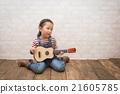 吉他 女孩們 小姑娘 21605785