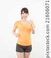 一個女人跑 21606071