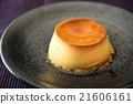 布丁 牛乳布丁 焦糖布丁 21606161